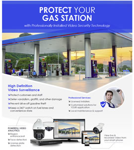 Gas Station Security Solutions